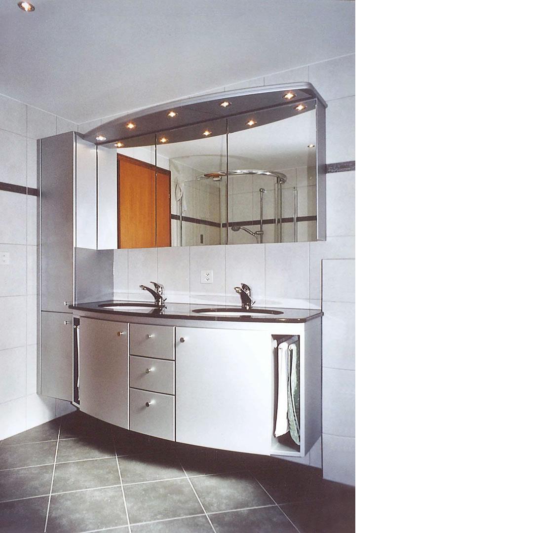 Sutter Schreinerei Badezimmer Badezimmermöbel
